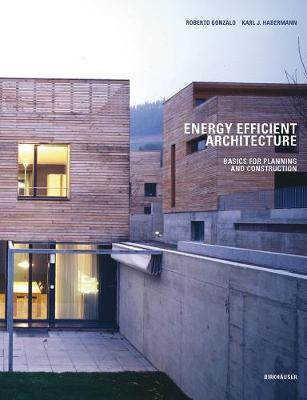 Energy-Efficient Architecture: Basics for Planning and Construction (Hardback)