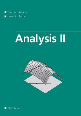 Analysis II (Paperback)