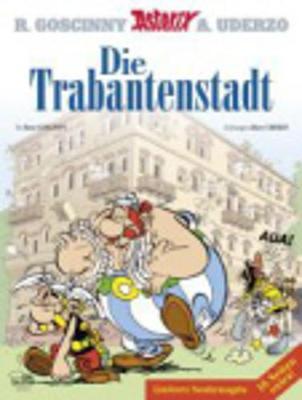 Asterix in German: Die Trabantenstadt (Hardback)