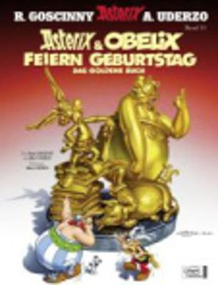 Asterix in German: Asterix 50 (Hardback)