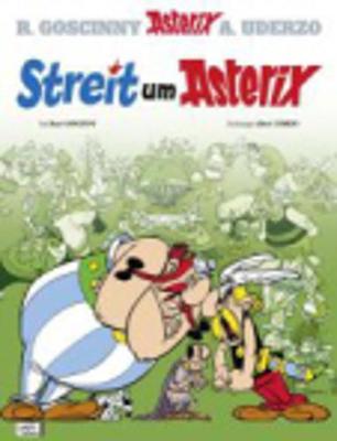 Asterix in German: Streit um Asterix (Hardback)