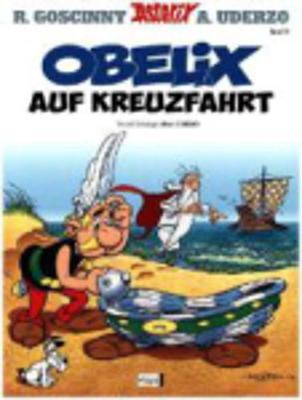 Asterix in German: Obelix Auf Kreuzfahrt (Hardback)
