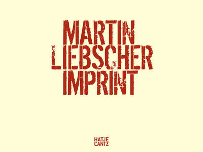 Martin Liebscher: One for All (Hardback)