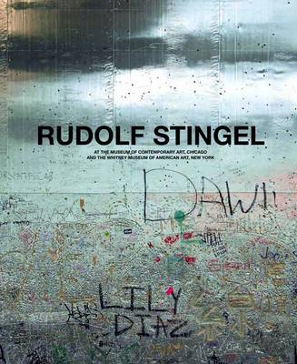 Rudolf Stingel: At the Museum of Contemporary Art, Chicago and the Whitney Museum of American Art, New York (Hardback)