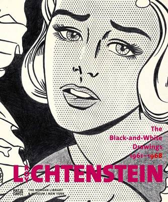 Roy Lichtenstein: The Black and White Drawings 1961-1968 (Hardback)