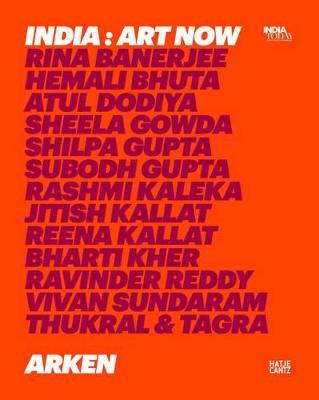 India: Art Now (Hardback)