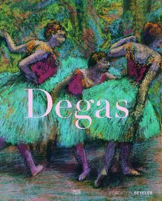 Edgar Degas (Hardback)