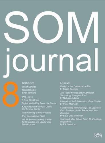 SOM Journal 8 (Paperback)