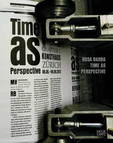 Rosa Barba: Time as Perspective (Hardback)