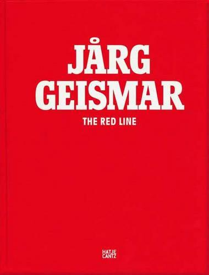 Jarg Geismar: The Red Line (Hardback)