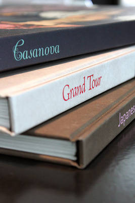 Japanese Dream, Grand Tour, CasanovaBuch-Set (Hardback)