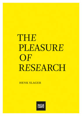 The Pleasure of Research (Paperback)