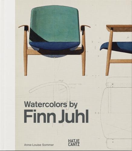 Watercolours by Finn Juhl (Hardback)