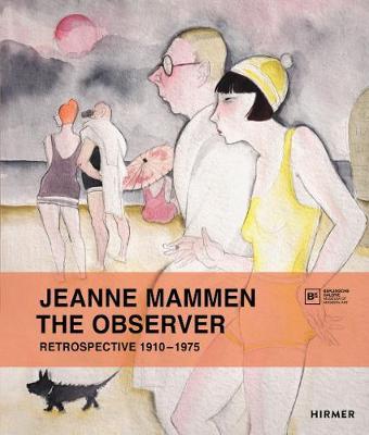 Cover Jeanne Mammen: The Observer: Retrospective 1910-1975