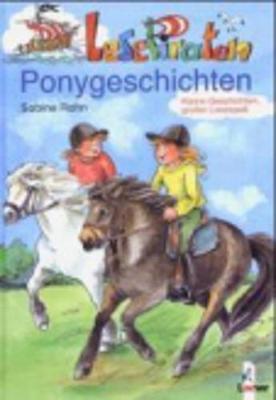Lesepiraten: Ponygeschichten (Hardback)