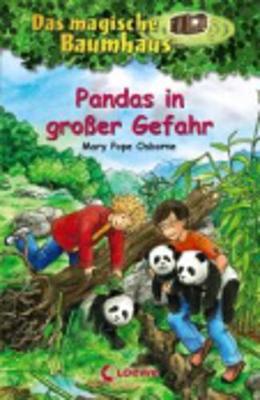 Pandas in grosser Gefahr (Hardback)