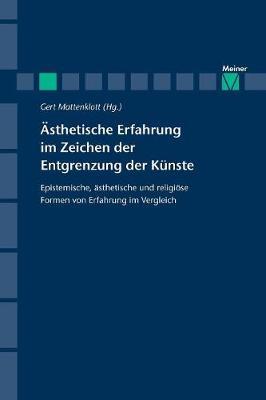 AEsthetische Erfahrung Im Zeichen Der Entgrenzung Der Kunste (Paperback)