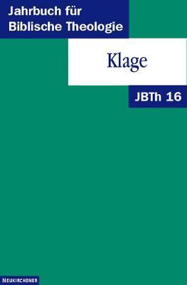 """Jahrbuch fA""""r Biblische Theologie (Paperback)"""