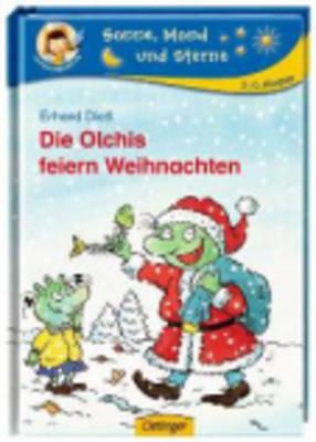 Die Olchis Feiern Weihnachten (Hardback)