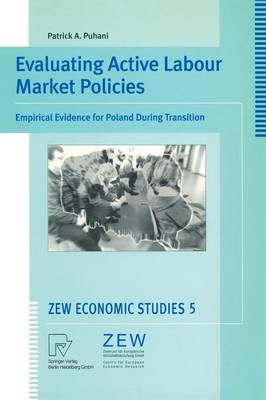 Evaluating Active Labour Market Policies: Empirical Evidence for Poland During Transition - ZEW Economic Studies 5 (Paperback)