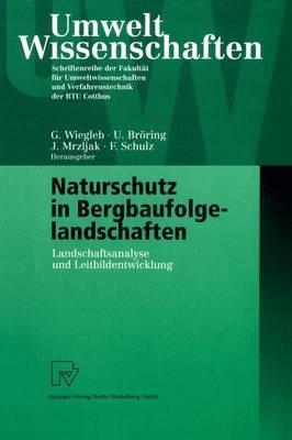 Naturschutz in Bergbaufolgelandschaften: Landschaftsanalyse Und Leitbildentwicklung - Umweltwissenschaften (Hardback)