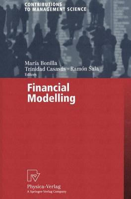 Financial Modelling - Contributions to Management Science (Paperback)