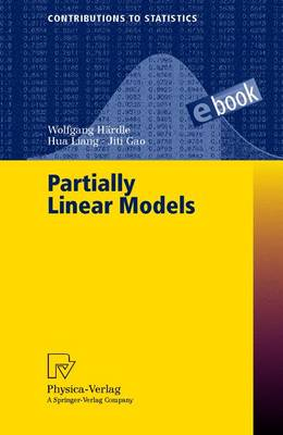 Partially Linear Models - Contributions to Statistics (Paperback)