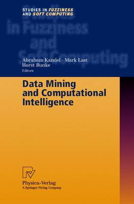 Data Mining and Computational Intelligence - Studies in Fuzziness and Soft Computing 68 (Hardback)