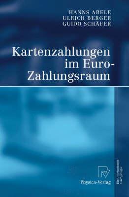 Kartenzahlungen Im Euro-Zahlungsraum (Book)