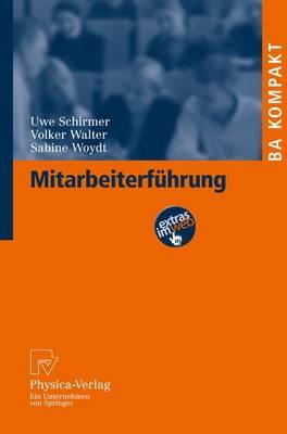 Mitarbeiterfuhrung (Paperback)