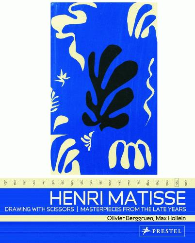 Henri Matisse: Drawing with Scissors, Masterpieces from the Late Years (Paperback)
