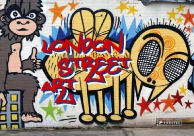 London Street Art (Hardback)