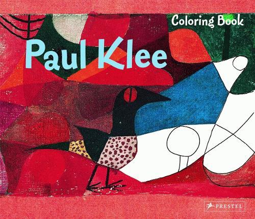 Paul Klee Coloring Book (Paperback)