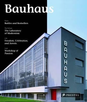 Bauhaus Living Art (Paperback)