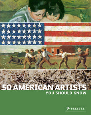 50 American Artists You Should Know (Paperback)