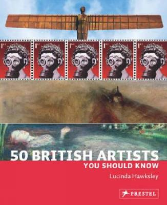50 British Artists You Should Know (Paperback)