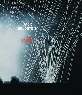 Jack Goldstein X 10,000 (Paperback)