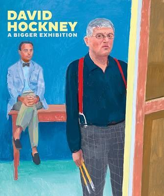 David Hockney: A Bigger Exhibition (Hardback)