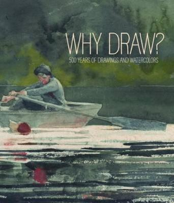Why Draw?: 500 Years of Drawings and Watercolours (Hardback)