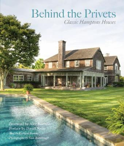 Behind the Privets: Historic Hampton Houses (Hardback)