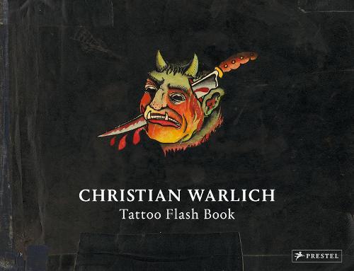 Christian Warlich: Tattoo Flash Book (Hardback)