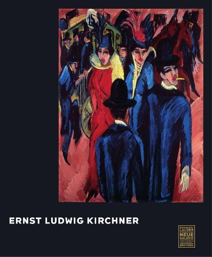 Ernst Ludwig Kirchner (Hardback)