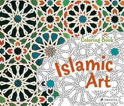 Islamic Art Coloring Book - Colouring Book (Paperback)