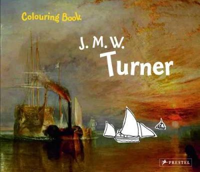 Turner: Colouring Book - Colouring Books (Paperback)