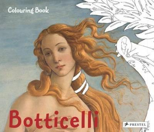 Colouring Book Botticelli - Colouring Book (Paperback)