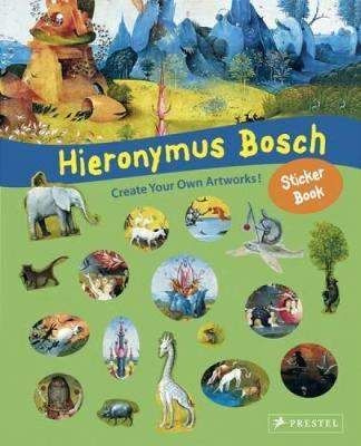 Hieronymus Bosch: Sticker Book (Paperback)