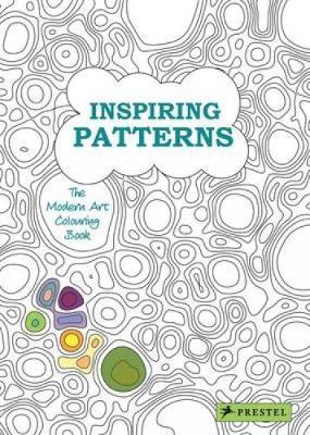 Inspiring Patterns: Modern Art Colouring Book (Paperback)