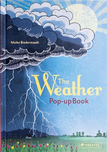 Weather: Pop-up Book (Hardback)