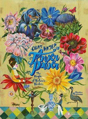 Flower Power: The Magic of Nature's Healers (Hardback)