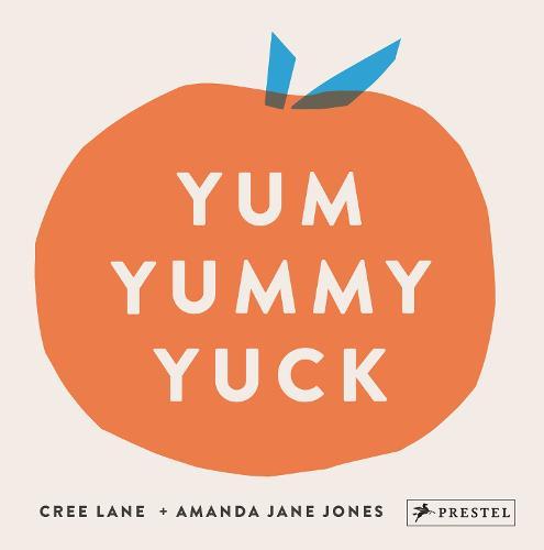 Yum Yummy Yuck (Board book)